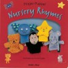 Finger Puppet Nursery Rhymes [With 5 Finger Puppets] - Annie Kubler