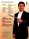 Popular Concert Favorites: Music Minus One Flute - Hal Leonard Publishing Company