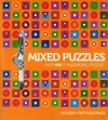 Ultimate Diecut Puzzles w/ Pencil: Mixed Puzzles (Over 400 Challenging Puzzles) - Parragon Books