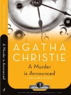 A Murder is Announced (Penguin Readers Simplified Text, level 5 ) - Agatha Christie