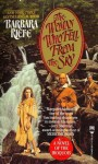 The Woman Who Fell from the Sky - Barbara Riefe