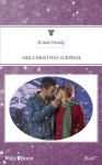 Mills & Boon : Her Christmas Surprise - Kristin Hardy
