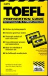 TOEFL Preparation Guide, with Cassette - CliffsNotes, William A. Covino