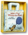Baby's First Winnie-the-Pooh, A Soft Storybook - Ernest H. Shepard, A.A. Milne