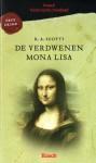 De verdwenen Mona Lisa - R.A. Scotti, Edzard Krol