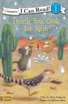 Thank You, God, for Rain - Mona Hodgson, Milena Jahier