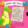 Magic Color Books: Jungle Art Show: Magic Color Books - Shaheen Bilgrami, Patrick Girouard