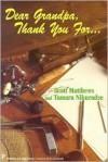 Dear Grandpa, Thank You For... - Matthews