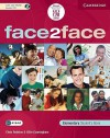 Face2face Elementary Student's Book [With CDROM] - Chris Redstone, Gillie Cunningham