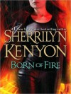 Born of Fire: League Series, Book 2 (MP3 Book) - Sherrilyn Kenyon, Fred Berman