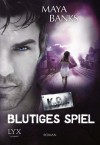 KGI: Blutiges Spiel (German Edition) - Patricia Woitynek, Maya Banks