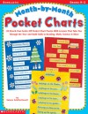 Charts: Month-by-Month Pocket Charts - NOT A BOOK
