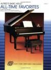 Alfred's Basic Adult Piano Course: All-Time Favorites - Dennis Alexander, Morton Manus, Willard Palmer