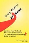 Sorry Works! Up Book - Doug Wojcieszak