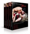 With Hearts Aflame: Valentine's Day Box Set - Maren Smith, Maddie Taylor, Dinah McLeod, Robin Smith, Patty Devlin, Blushing Books