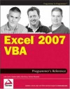 Excel 2007 VBA Programmer's Reference - Michael Alexander