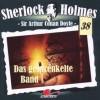 Das gesprenkelte Band - Arthur Conan Doyle