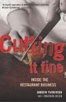 Cutting It Fine - Parkinson/Green, Jonathon Green