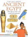 Find Out About Ancient Egypt - Philip Steele