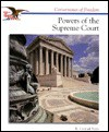 Powers of the Supreme Court - R. Conrad Stein
