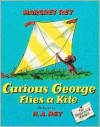 Curious George Flies a Kite - Margret Rey, H.A. Rey
