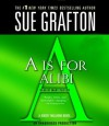 A Is For Alibi (Audio) - Mary Peiffer, Sue Grafton
