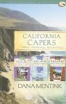 California Capers: Three Romance Mysteries - Dana Mentink
