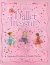 Little Ballet Treasury (Miniature Editions) - Susanna Davidson, Katie Daynes