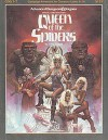 Queen of the Spiders (Supermodule GDQ1-7) (Advanced Dungeons & Dragons) - Gary Gygax