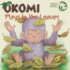 Okomi Plays in the Leaves - Helen Dorman, Clive Dorman