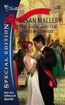 The Sheik and the Christmas Bride (Desert Rogues, #11) (Silhouette Special Edition, #1862) - Susan Mallery