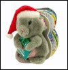 Santa's Littlest Helper (Mouse) [With Attached Plush] - Stewart Cowley, Susi Adams