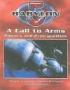 Powers & Principalities (Babylon 5: A Call To Arms) (Babylon 5 - Matthew Sprange