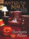 Antiques Maul (A Trash 'n' Treasures Mystery #2) - Barbara Allan (Max Allan Collins)