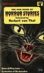 The Pan Book of Horror Stories.. Edited by Herbert Van Thal - Herbert van Thal, Johnny Mains, Van Thal