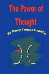 The Power of Thought - Henry Thomas Hamblin