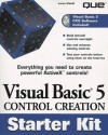 Visual Basic 5 Control Creation Starter Kit [With Contains VB 5 Control Creation Edition, 145m Of...] - Loren Eidahl, Michael McMillan