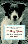 Dog Year: Twelve Months, Four Dogs, and Me - Jon Katz