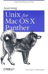 Learning Unix for Mac OS X Panther - Dave Taylor, Brian Jepson
