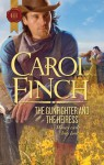 Mills & Boon : The Gunfighter And The Heiress - Carol Finch