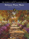Debussy Piano Music: 39 Intermediate to Advanced Pieces - Richard Walters