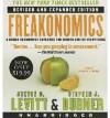 Freakonomics Rev Ed Low Price CD (Audiocd) - Steven D. Levitt, Stephen J. Dubner