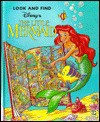 Disney's the Little Mermaid (Look and Find) - Jaime Diaz, Jaime Diaz Studios, Christina Wilsdon