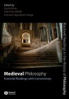 Medieval Philosophy: Essential Readings with Commentary - Gyula Klima, Fritz Allhoff, Anand Vaidya