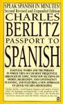 Passport to Spanish - Charles Berlitz