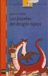 Los papeles del dragón típico - Ignacio Padilla, Avi