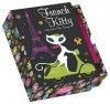 POSTCARDS: French Kitty in Kitty Goes to Paris: Postcards in a Hinged Box - NOT A BOOK