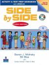 Side by Side 1 Activity & Test Prep Workbook (with 2 Audio CDs) - Steven J. Molinsky, Bill Bliss