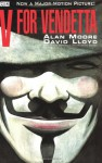 V for Vendetta - Siobhan Dodds, Steve Whitaker, David Lloyd, Alan Moore