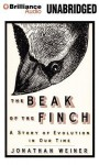 The Beak of the Finch: A Story of Evolution in Our Time - Jonathan Weiner, Victor Bevine